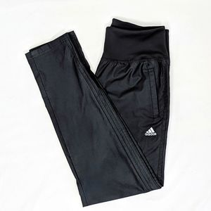 Adidas Sweatpants Joggers Womens Black Small
